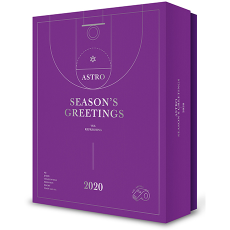 2020 SEASONS GREETINGS [REFRESHING VER]