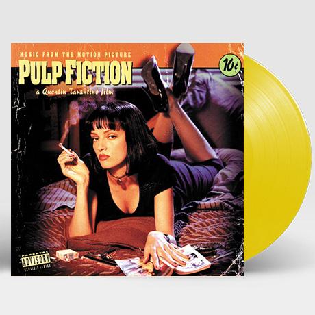 PULP FICTION [펄프 픽션] [한정반] [YELLOW LP]