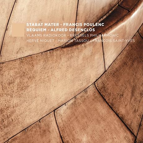 STABAT MATER & REQUIEM/ HERVE NIQUET [풀랑크: 스타바트 마테르 & 데상클로: 레퀴엠 - 에르베 니케, 플람스 라디오 합창단]