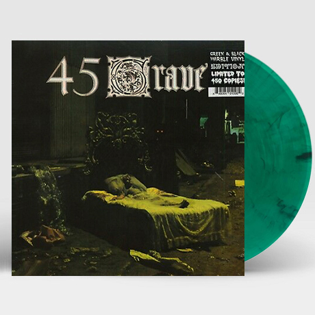 SLEEP IN SAFETY [GREEN & BLACK MARBLE LP] [한정반]