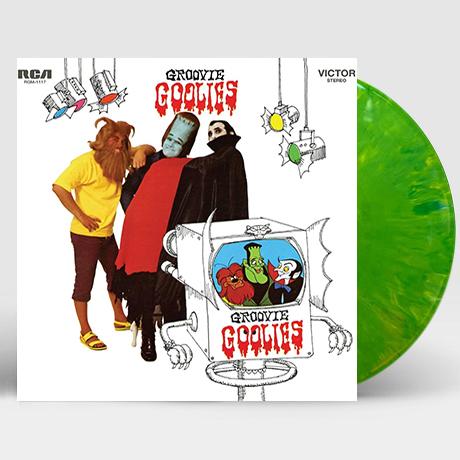 GROOVIE GOOLIES [FRANKEN-GREEN LP]
