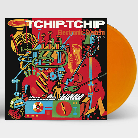 TCHIP TCHIP VOL.3 [GOLD/ORANGE LP] [한정반]