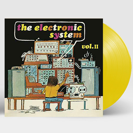 VOL.2 [YELLOW LP]