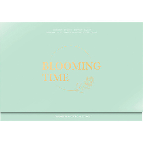 2021 SEASONS GREETINGS [BLOOMING TIME]