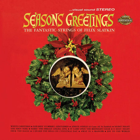 SEASONS GREETINGS/ FELIX SLATKIN [LP]