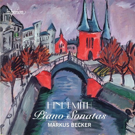 PIANO SONATAS/ MARKUS BECKER
