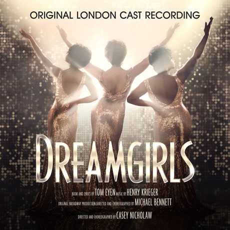 DREAMGIRLS: ORIGINAL LONDON CAST RECORDING [뮤지컬 드림걸즈]