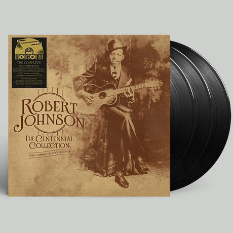 THE CENTENNIAL COLLECTION: THE COMPLETE RECORDINGS [2017 RSD LIMITED EDITION] [LP]