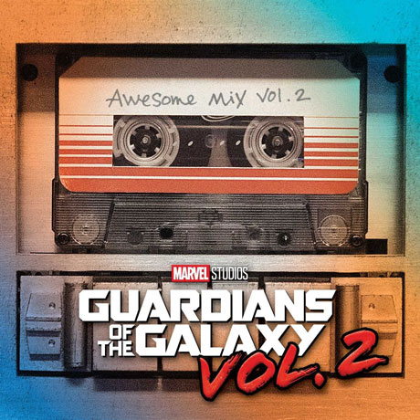 GUARDIANS OF THE GALAXY VOL.2: AWESOME MIX [가디언즈 오브 갤럭시 2]