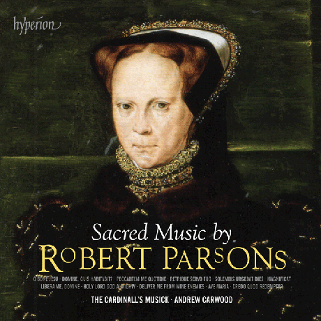 SACRED MUSIC/ THE CARDINALL`S MUSICK, ANDREW CARWOOD