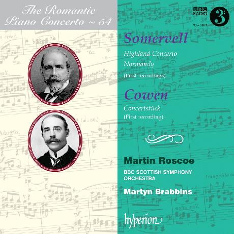 THE ROMANTIC PIANO CONCERO 54/ MARTIN ROSCOE, MARTYN BRABBINS