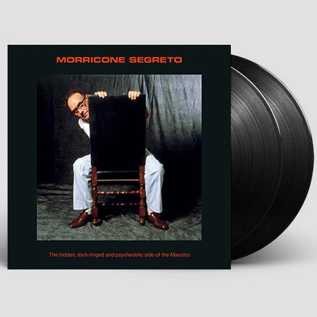 MORRICONE SEGRETO [엔니오 모리코네 세그레토] [LP]