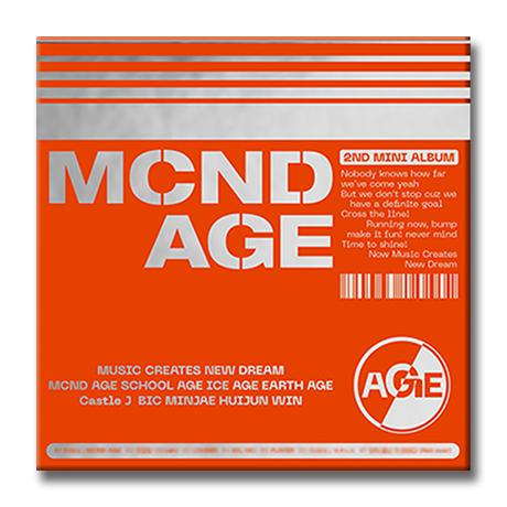 MCND AGE [미니 2집]