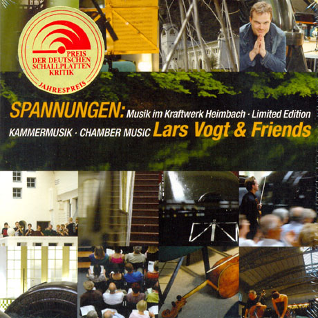 SPANNUNGEN LIVER RECORDINGS 1999-2006/ LARS VOGT & FRIENDS [스파눙겐 페스티벌 선집]