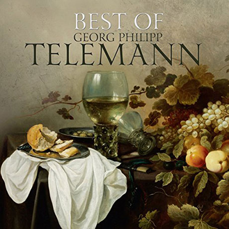 BEST OF GEORG PHILIPP TELEMANN [텔레만: 베스트]