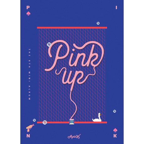 PINK UP [B 버전] [미니 6집]
