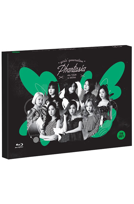 PHANTASIA: 4TH TOUR IN SEOUL [BD+포토북]