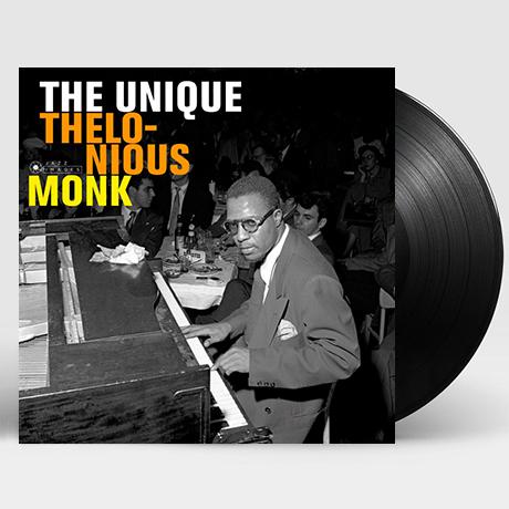 THE UNIQUE THELONIOUS MONK + 2 [180G LP]