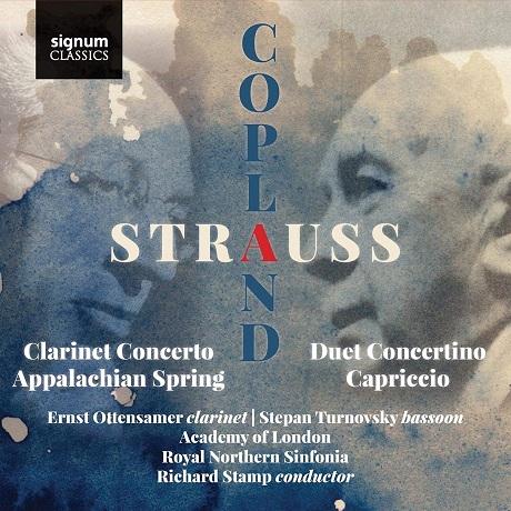 R. 슈트라우스: 듀엣 콘체르티노 (오텐잠머의 마지막 협주곡 레코딩)
