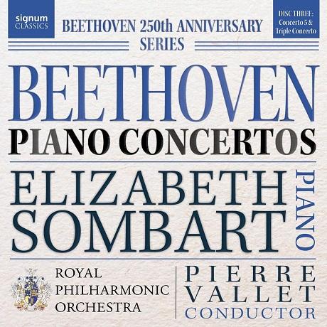 베토벤: 피아노 협주곡 5번 & 삼중 협주곡 (로열 필하모닉 오케스트라 베토벤 탄생 250주년 기념 시리즈)