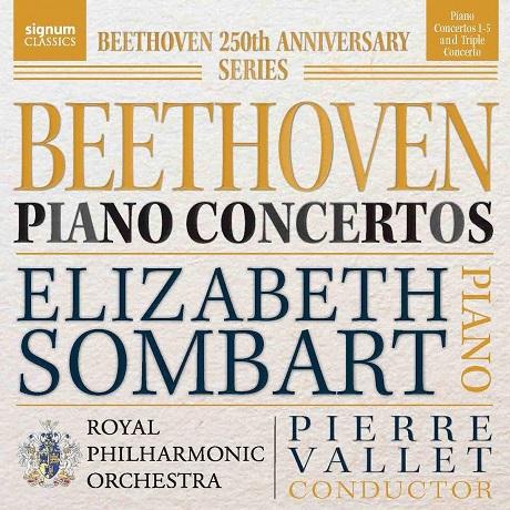 베토벤: 피아노 협주곡 전곡집 (로열 필하모닉 오케스트라 베토벤 탄생 250주년 기념 시리즈)