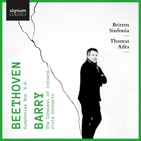 베토벤: 교향곡 4-6번