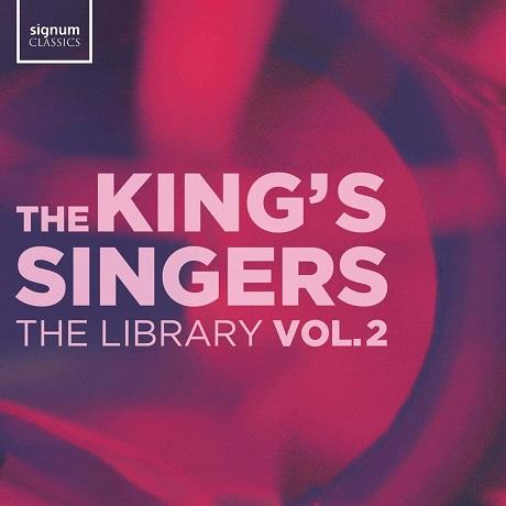 킹스 싱어스 - 더 라이브러리 2집 (The Library Volume 2)