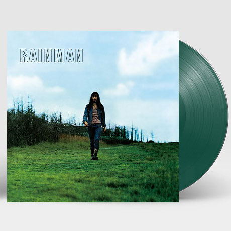 RAINMAN [180G CLEAR GREEN LP]