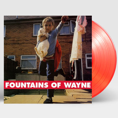 FOUNTAINS OF WAYNE [180G CLEAR RED LP]