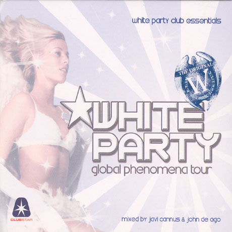 WHITE PARTY CLUB ESSENTIALS