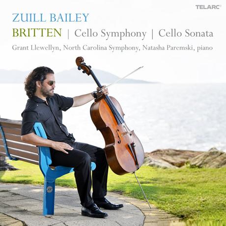 CELLO SYMPHONY & SONATA/ ZUILL BAILEY