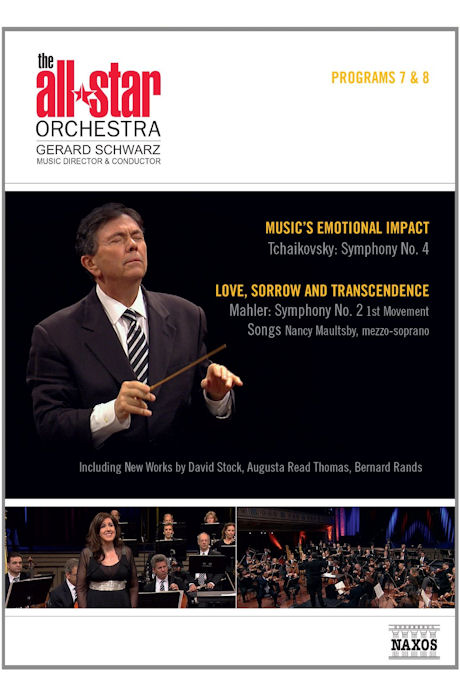 THE ALL STAR ORCHESTRA: PRORAMS 7 & 8/ GERARD SCHWARZ [올스타 오케스트라 7 & 8]