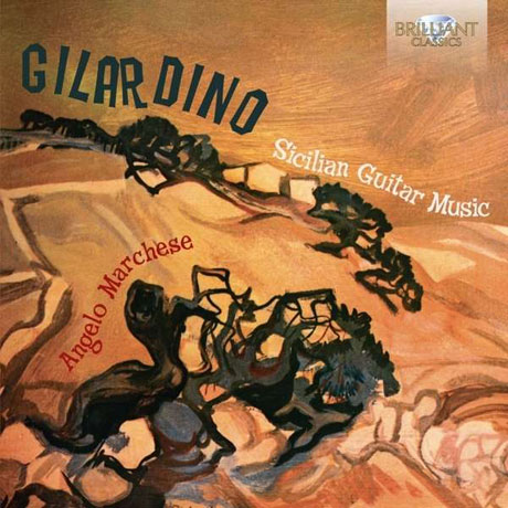 SICILIAN GUITAR MUSIC/ GIUSEPPE CRAPISI [안젤로 질라르디노: 시칠리 기타 작품집]