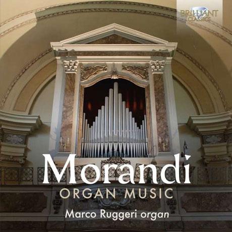 ORGAN MUSIC/ MARCO RUGGERI [모란디: 오르간 작품집]