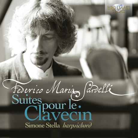 SUITES POUR LE CLAVECIN/ SIMONE STELLA [사르델리: 클라브생을 위한 모음곡]