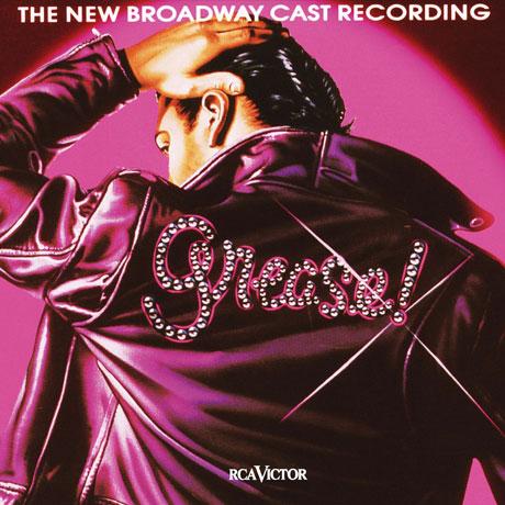 GREASE: 1994 NEW BROADWAY CAST [뮤지컬 그리스]