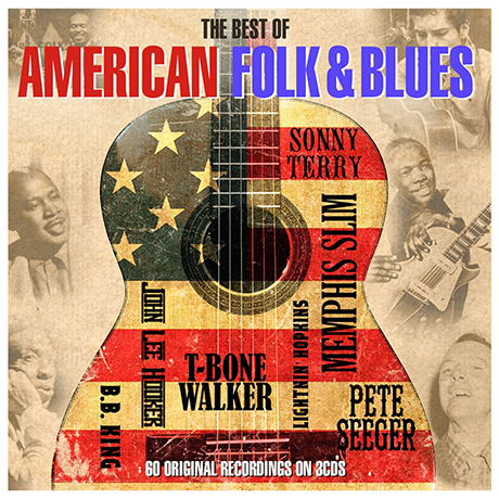 THE BEST OF AMERICAN FOLK & BLUES [미국 포크 & 블루스 명곡 모음집]