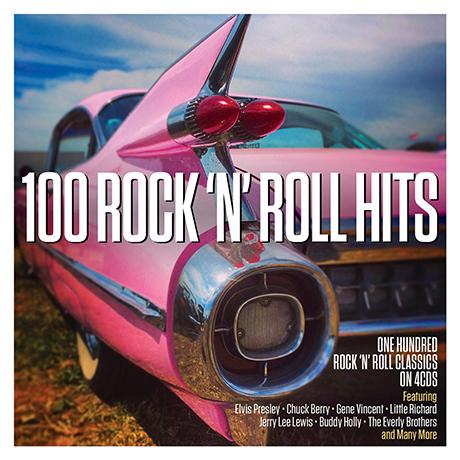 100 ROCK N ROLL HITS [100곡의 로큰롤 명곡 모음집]