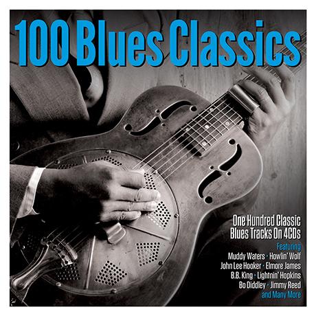 100 BLUES CLASSICS [100곡의 블루스 명곡 모음집]