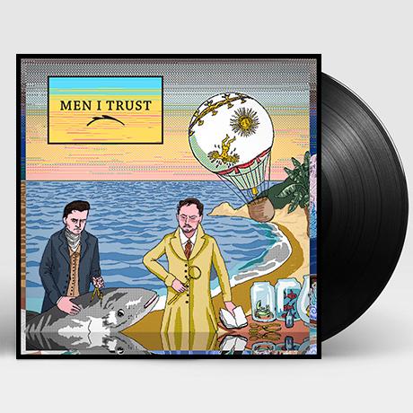 MEN I TRUST [180G LP] [한정반]