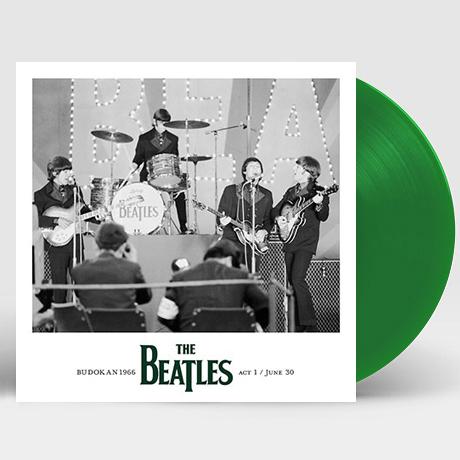 BUDOKAN 1966 ACT 1 [GREEN LP] [한정반]