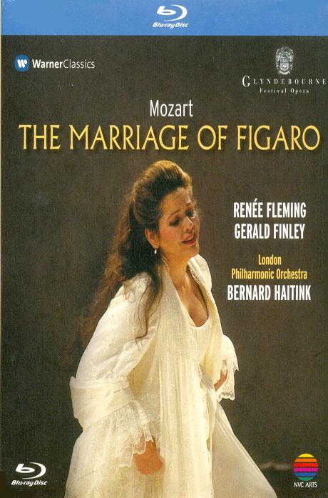 THE MARRIAGE OF FIGARO/ RENEE FLEMING, BERNARD HAITINK [모차르트: 피가로의 결혼]
