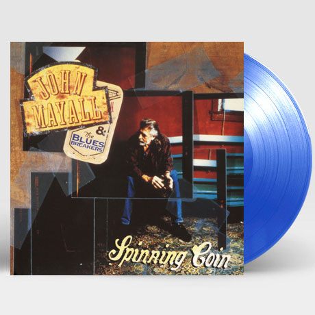 SPINNING COIN [180G CLEAR BLUE LP]