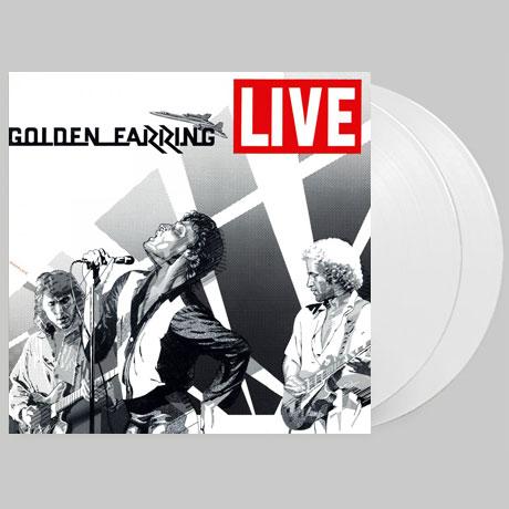 LIVE [180G WHITE LP]