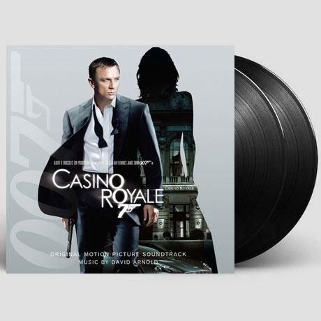 CASINO ROYALE [007 카지노 로얄] [180G LP]