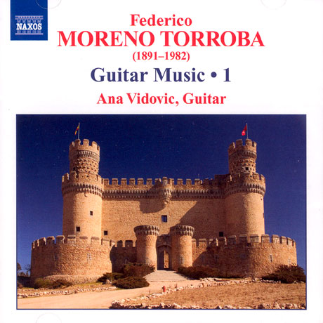 GUITAR MUSIC 1/ ANA VIDOVIC