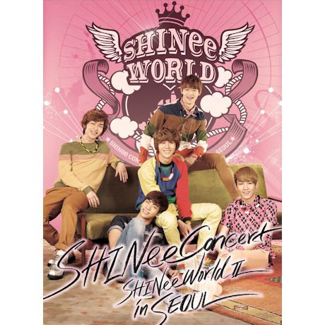 SHINEE WORLD 2 IN SEOUL: THE 2ND CONCERT ALBUM