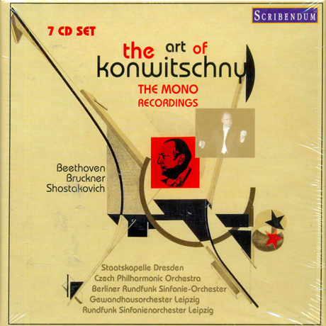 THE ART OF KONWITSCHNY [THE MONO RECORDINGS]
