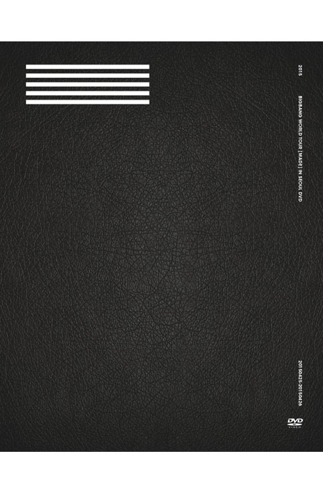 2015 WORLD TOUR [MADE] IN SEOUL [3DVD+포토북]