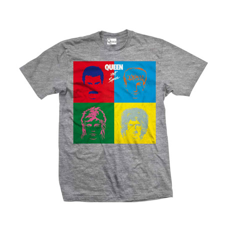HOT SPACE: GREY [SIZE: L]